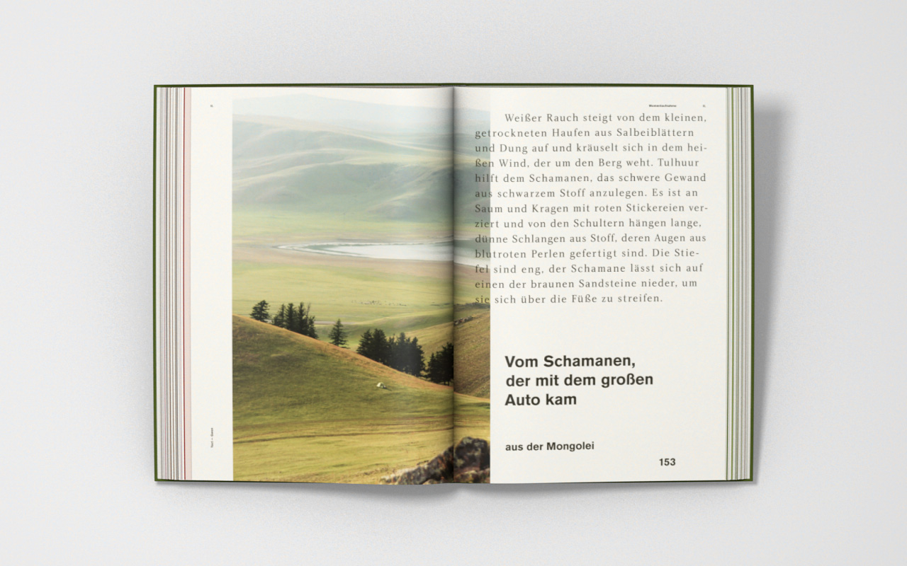 Julian Henschel Graphicdesign & Art Direction Weit. Ein Reisemagazin