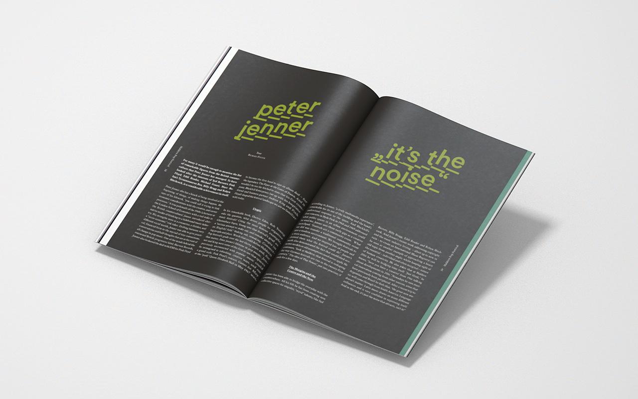 Julian Henschel Graphicdesign & Art Direction Haldern Pop Festival