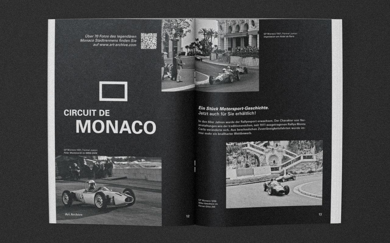 Julian Henschel Graphicdesign & Art Direction Motorpresse Art Archive